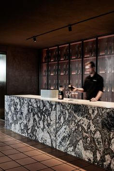 The tasting room at Domain Chandon