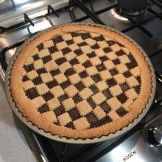 Ricetta Crostata al cioccolato - La Ricetta di GialloZafferano