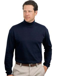 Style Code: (SA-K322) Perfect for the dawning cool season, this turtleneck t-shirt from Sanmar Uniforms is a must have. For layering and extra warmth, this soft interlock knit turtleneck cannot be beaten. The design features a coverseamed neck and spandex in the collar and cuffs. Its turtleneck collar is complimented by its long set-in sleeves along with double-needle at the collar and hem. Comfort is guaranteed with its 100% cotton material. This long sleeve scrub top is available in three…