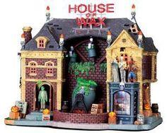 95827 - House of Wax