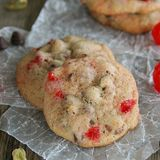 Taste and Tell Thursdays - Cherry Chocolate Nut Cookies   Taste and Tell