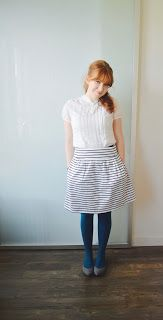 Spring OOTD Skirts with pockets