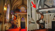 The Miracle Stairs Of Loretto Are Shrouded In The Most Amazing Unsolved Mysteries Even Today!