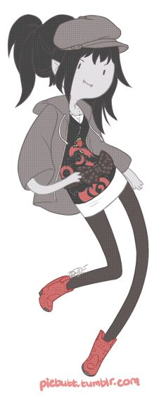 Adventure Time : Marcy the Vampire Queen