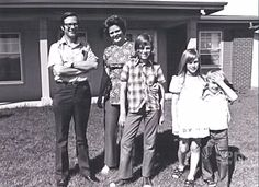 Colin Firth & Family early 1970s in St Louis, MO USA