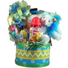 Jamboree bunny and art supplies easter basket easter baskets gift basket village inc eaeghu med easter egg hunt easter basket for negle Gallery