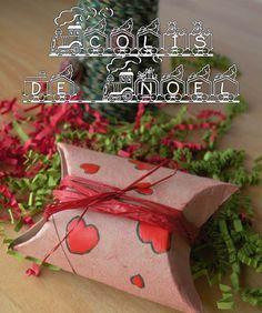Colis de Noël : un colis rempli avec tous vos cadeaux, tous fait par des créateurs, au prix de votre choix. Fini la corvée des cadeaux !