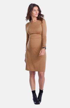Isabella Oliver 'Camrose' Knit Maternity Dress on shopstyle.com