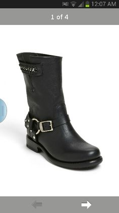 I wannnnnt...this is going to be a problem. Frye boots