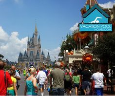 Vacation Pool Homes Disney World Hotel