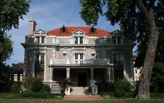 City Park West, Denver -- Smith House, listed on the National Register of Historic Places, is at 1801 York Street
