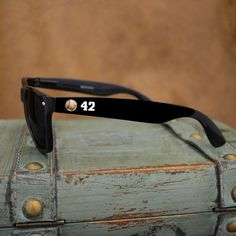Baseball Sun Glasses With Your Favorite Player's Number - $9.98! // Wear them to every game this season!