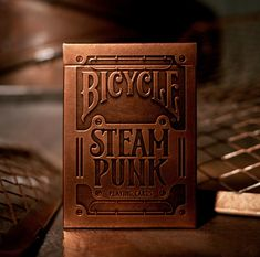 Bicycle Playing Card Packaging.