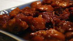 Pollo Acaramelado al Horno - Comida Peruana
