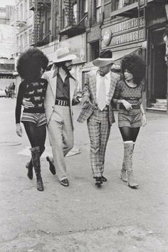 Image from the Harlem series (1970) by Anthony Barboza