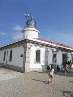 El Faro de Sant Sebastià.Llafranc Girona.