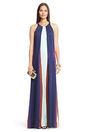 Jordan Silk Maxi Dress | Dresses by DVF