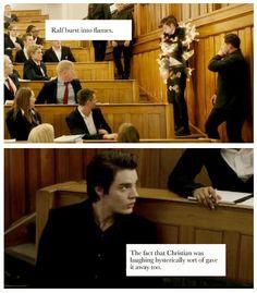 Christian Ozera (Dominic Sherwood); Vampire Academy