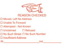 Multi-Reason Stamps
