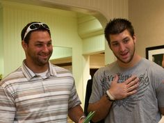 """""""Tim Tebow's brother apologizes for being kind of a jerk"""" news-press.com (January 14, 2013)"""