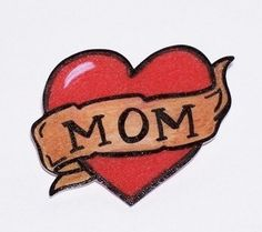 Mother's day tattoo idea (Sailor Jerry style)