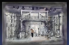 Curtains: Backstage at the Colonial Theater