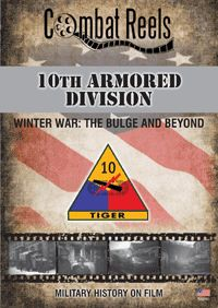 10th Armored Division: Winter War 1944-1945 DVD $19.99