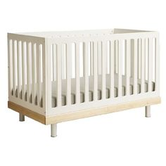 FREE MATTRESS with Oeuf Classic Crib in Birch ** Click image to review more details.