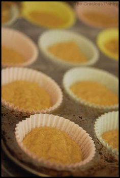 Clean Eating Recipes | Clean Eating Banana Muffins