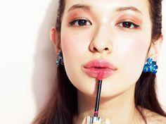 森絵梨佳 K Beauty, Makeup Art, Make Up, Drop Earrings, Jewelry, Ulzzang, Fashion, Moda, Jewlery