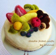 Fruits cake https://www.etsy.com/shop/FunFeltByWinnie