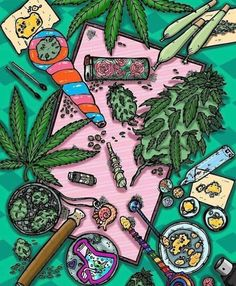 Haha who would really smoke with some marijuana leaves just sitting there lol weedporn weed marijuana pot cannabis stonerwithaboner stoner stonermemes thc Arte Dope, Dope Art, Marijuana Art, Medical Marijuana, Marijuana Leaves, Stoner Art, Weed Art, Puff And Pass, Psy Art
