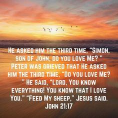 John 21:17
