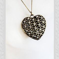 Hearts and Stones Necklace