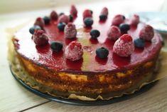 New York Cheesecake vegan glutenfrei gesund ohne Soja