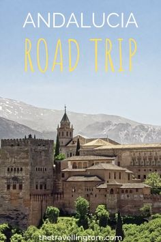 Andalucia Road Trip (Budget Guide + Itinerary!) | The Travelling Tom Andalucia Spain, Spain Travel, Andalusia Travel, Go Hiking, Europe Destinations, Travel Alone, Romantic Travel, Solo Travel, Budget Travel
