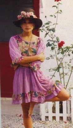 Lisa Bonet.
