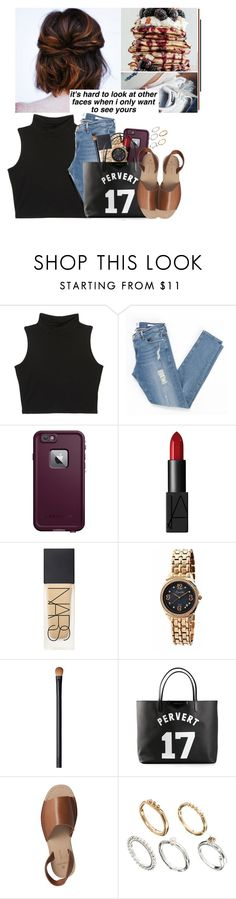 """JL"" by jonaticaajesy ❤ liked on Polyvore featuring Frame Denim, LifeProof, NARS Cosmetics, Bertha, Givenchy, Pieces and ASOS"