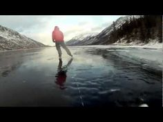 Absolutely perfect ice skating on Windy Arm of Tagish Lake. Ice Skating, Glamping, Skate, To Go, Arms, Canada, Country, World, Youtube