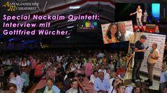Special Nockalm Quintett: Interview mit Friedl Würcher.