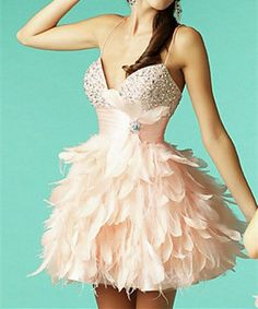 Short Prom Dress Ball Gown Prom Gown Cocktail by StunningDress