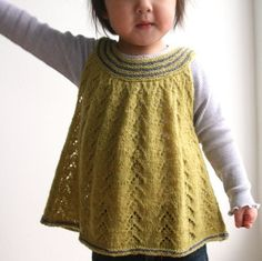 A project for some day when I actually learn how to knit. lightweight knit pattern