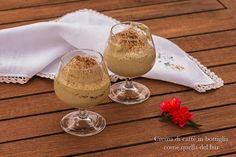 Crema di caffè in bottiglia come quella del bar Bar, Cream
