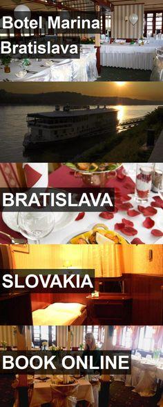 Hotel Botel Marina Bratislava in Bratislava, Slovakia. For more information, photos, reviews and best prices please follow the link. #Slovakia #Bratislava #travel #vacation #hotel