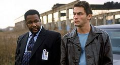 Dominic West - Jimmy McNulty -The Wire