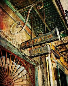 New Orleans Art - preservation hall french quarter photograph louisiana vintage sign photography fine art print under 50 New Orleans Art, New Orleans Travel, New Orleans Louisiana, Louisiana Swamp, Louisiana Usa, Mardi Gras, New Orleans French Quarter, Crescent City, Great Pictures