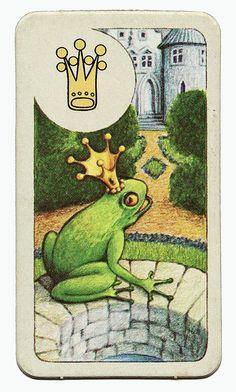 Frog Prince | by Calsidyrose