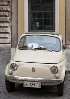 Rome, Vehicles, Car, Travel, Automobile, Viajes, Destinations, Traveling, Trips