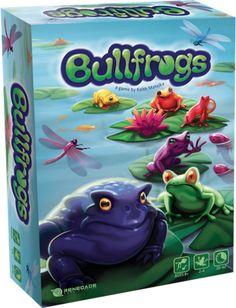 Bullfrogs | Image | BoardGameGeek