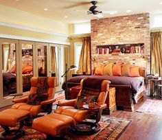 southern comfort - the bedroom - eclectic - bedroom - chicago - Bud Dietrich, AIA